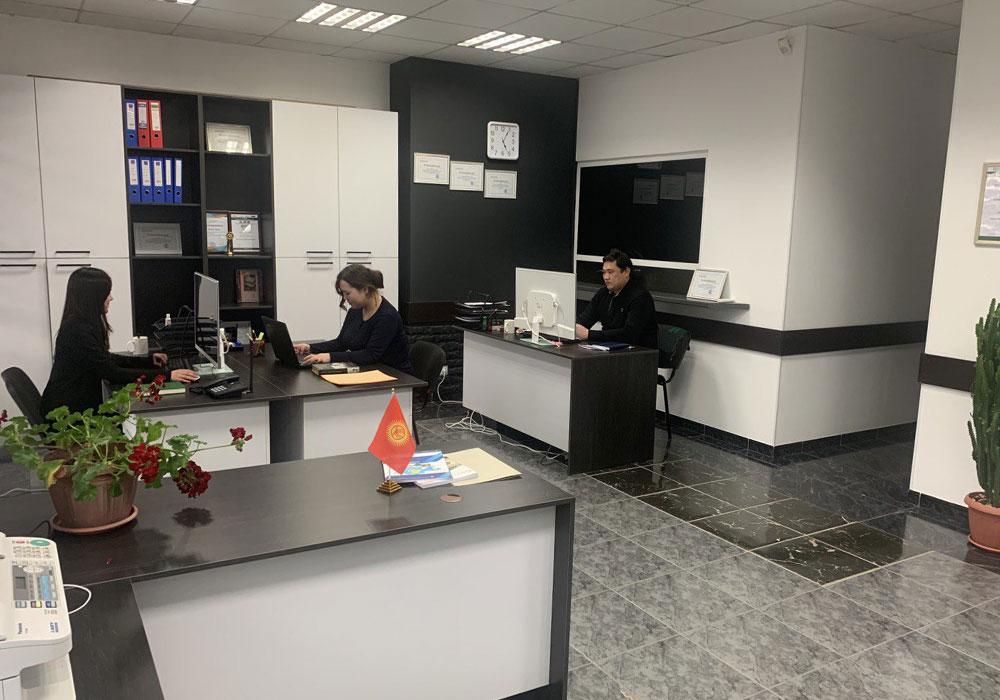 Крупнейшее PR-агентство Кыргызстана сменило офис